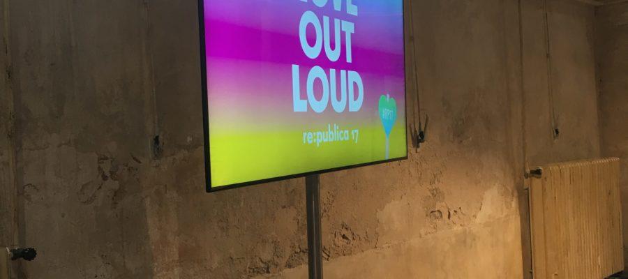 re:publica 2017 Berlin
