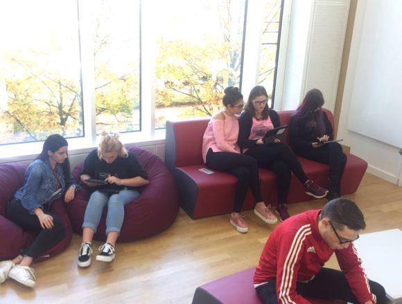 Deutschstunde mal anders – aber APPsolut effektiv